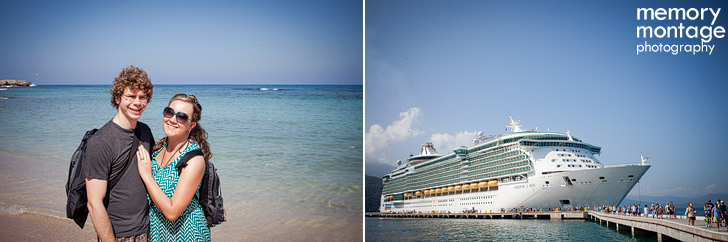 royal caribbean freedom of the seas labadee haiti falmouth jamaica george town grand cayman cozumel mexico
