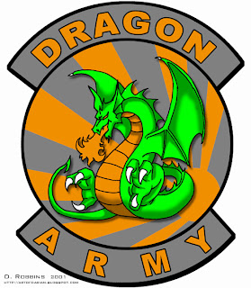 Dragon Army Logo or Insignia, based on Ender's Game Movie