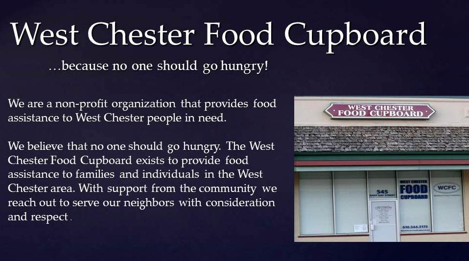 West Chester Food Cupboard