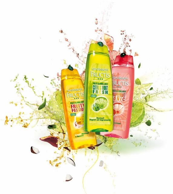 fructis sensation shampoo