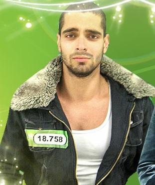 sebastián tamayo Protagonista de Nuestra Tele 2012 Facebook fotos fan