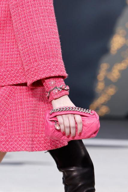 Chanel lookbook bags 2013