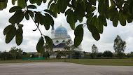Masjid Abdullah Fahim lensa pok cik 3