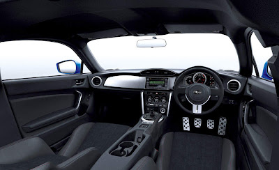 2013_Subaru_BRZ_Interior_Dashboard
