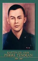 gambar-foto pahlawan Revolusi, Kapten CZI ANM. Pierre Tendean