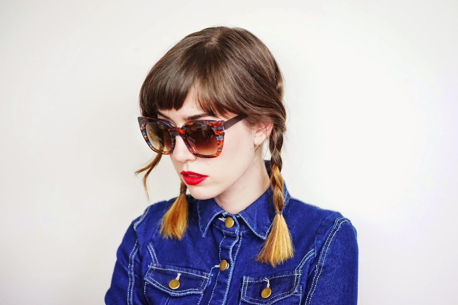 Lets talk about eyewear !