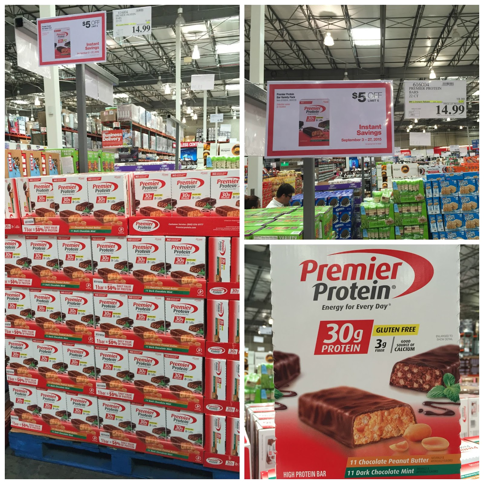 theworldaccordingtoeggface: Heads Up: Premier Protein Bars $5 off ...