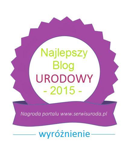 """Nagroda dla bloga 'SZMINKA W SZPILKACH"""""""