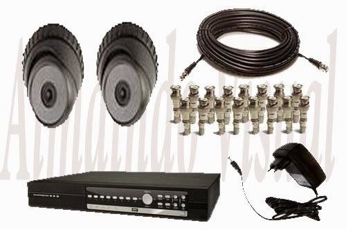 Paket 2 Kamera Cctv