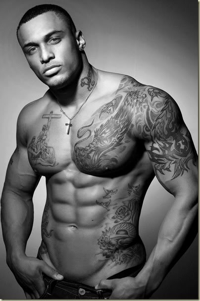 #men with tattoos side tattoos