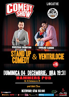 Stand-Up Comedy Duminica 3 Decembrie Braila