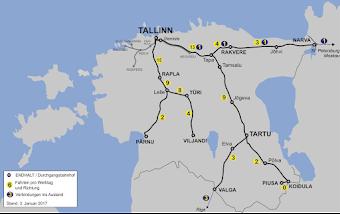 Regionalzüge (Diesel-Netz)
