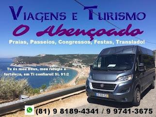 """""""O Abençoado"""" (81) 8189-4341 8219-2783 9396-8155 9741-3675 falar com Luciano."""