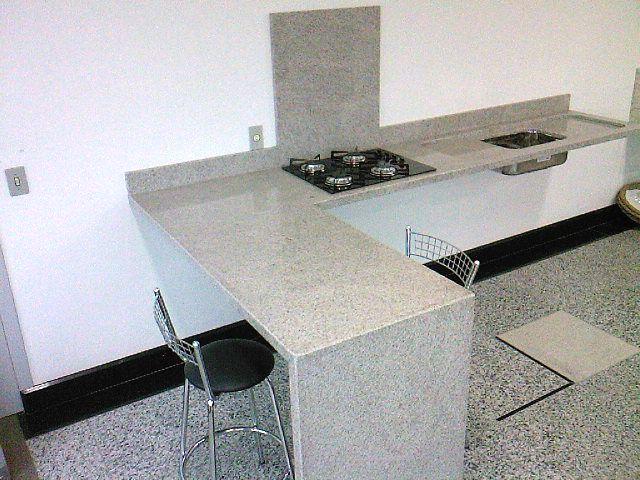 cozinha granito branco siena