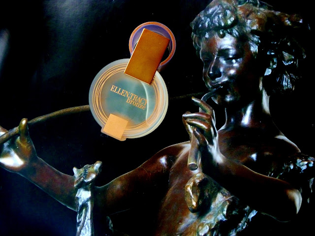 Sniffing out the little known Oriental fragrance by Ellen Tracy called Bronze on Gift Style Blog Gave That
