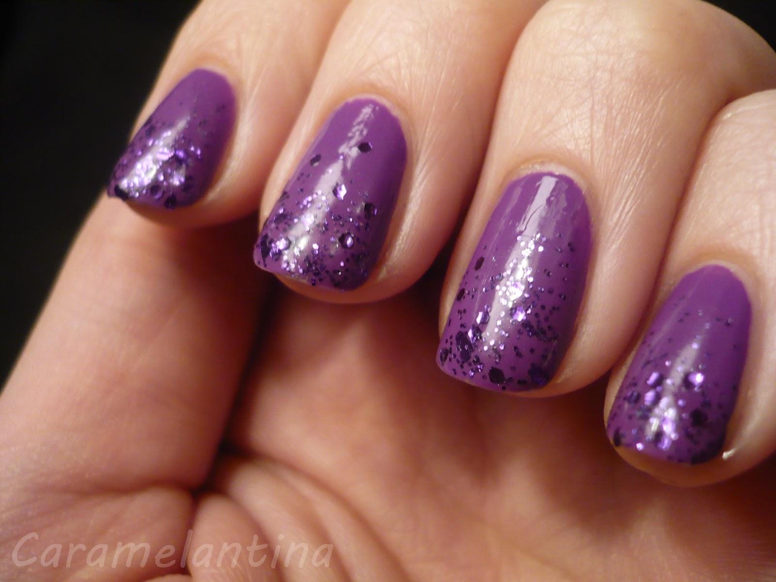 Esmaltes Todo Moda Glitter, opiniones swatch review