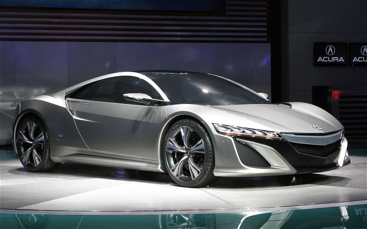 Acura NSX 2013 Price Specs and Pics   Futuristic Car ... Honda Nsx 2013 Price
