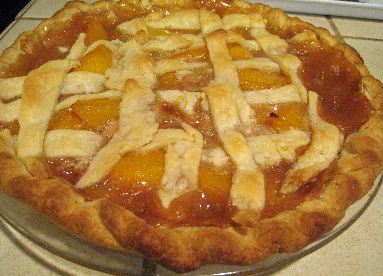 LAVENDER AVENUE: Peach Pie