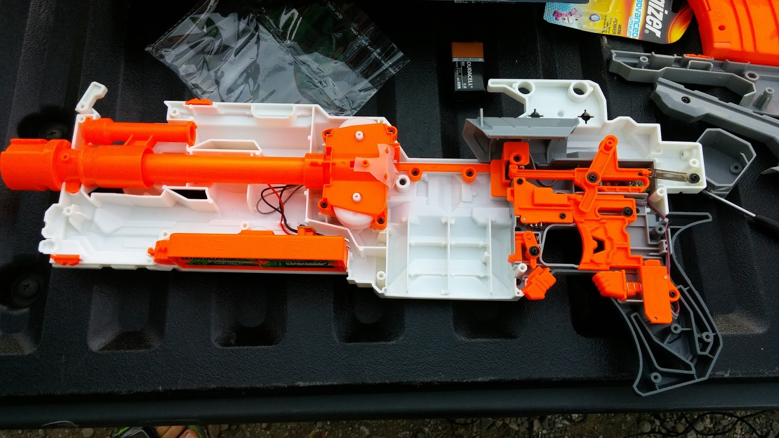 bay area nerf nerf modulus overview