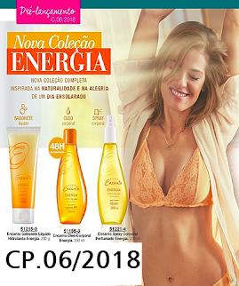 Cp.06/2018 - {Novo} Encanto Energia - Flor de Jasmim