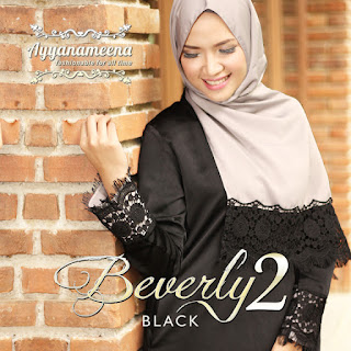 Ayyanameena Beverly2 Black