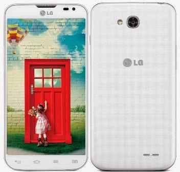 Harga Resmi LG L80 di Indonesia Rp 2,5 juta