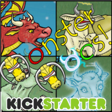 Monster Moos on Kickstarter