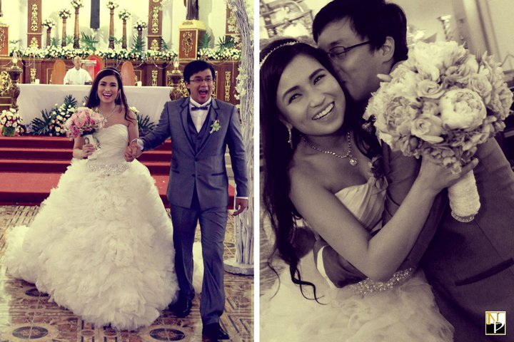 Ruth abao espinosa pictures of wedding