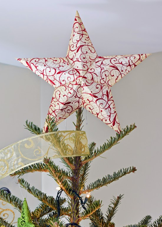 diy star-tree-topper-template