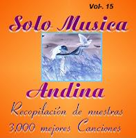 Joyas de la Música Andina - Vol-.15 ( Varios Grupos ) 15