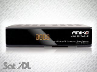 Atualizacao Amiko Mini HD T2C V1.5.45