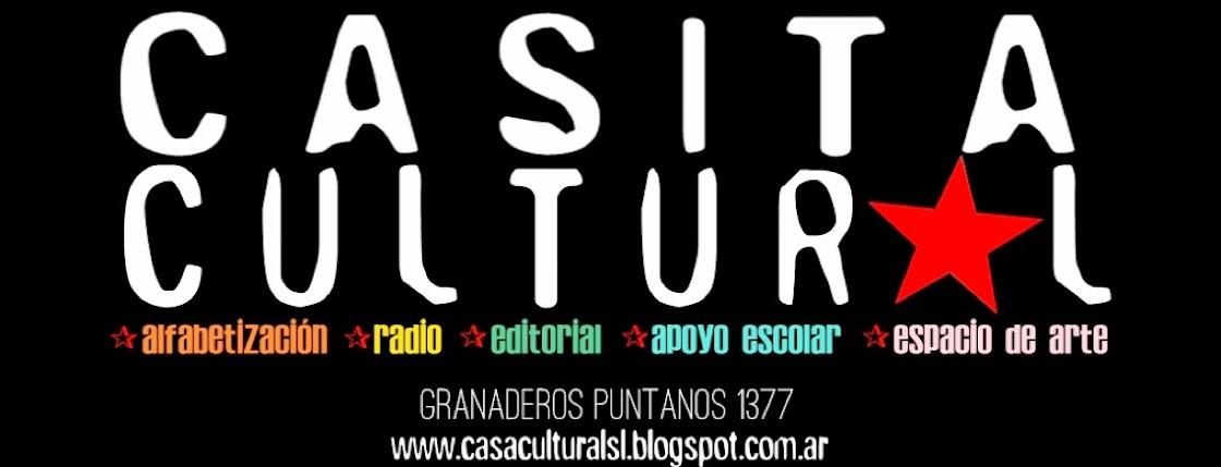 Organización Casita Cultural