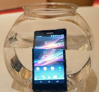 Technology Sony Xperia Z Waterproof Smartphone