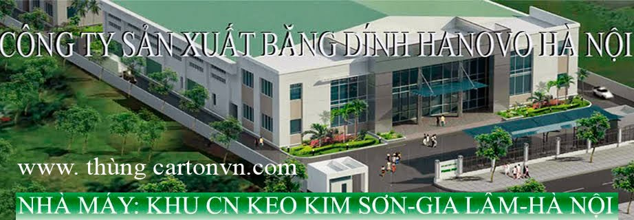 Băng Dính Công ty Bang Keo Hanovo Hà Nội Blogspot.com