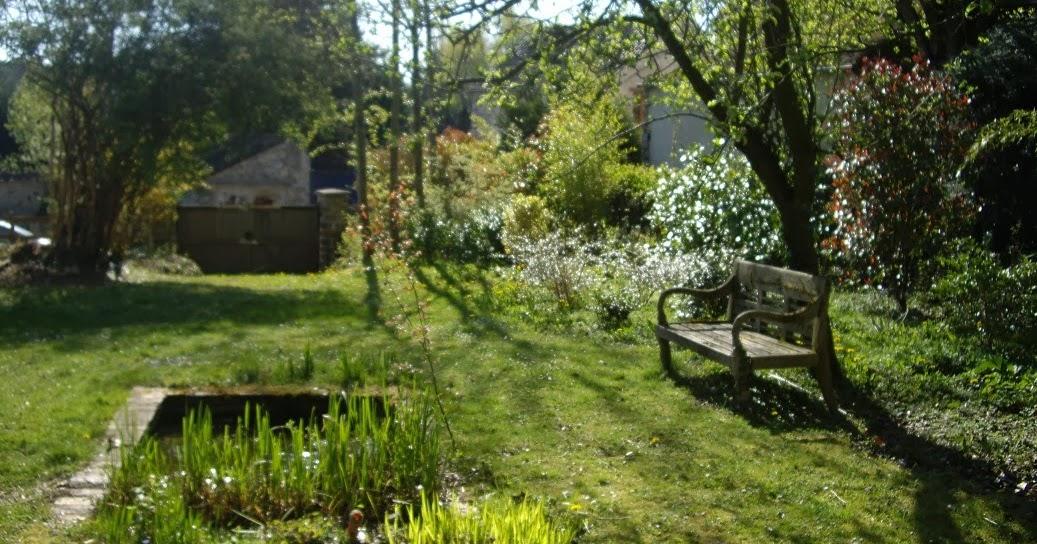 Derri re les murs de mon jardin r trospective d avril - Derriere les murs de mon jardin ...
