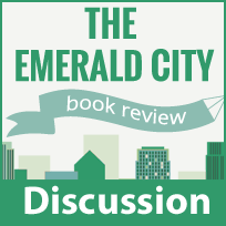 The Emerald City's discussion post on blog design