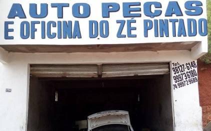 Oficina do Zé Pintado