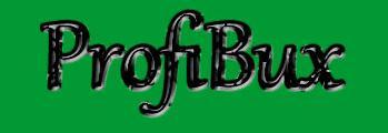 شركة يمكنك 1دولار يوميا بالضغط logo Profibux.jpg