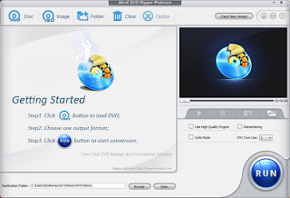 WinX DVD Ripper Platinum v7.0.0 Build 20130313 Full Serial Key