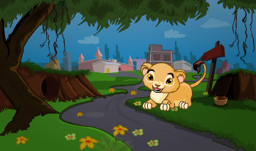TheEscapeGames Tiger Cub Escape Walkthrough