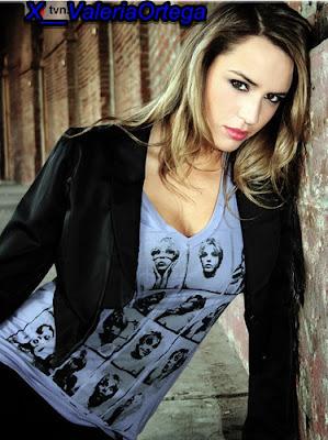 Valeria Ortega Hot