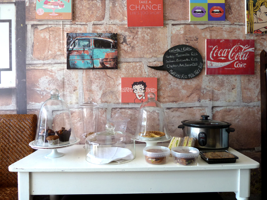 Monroes Coffee Shop - A cool new spot for Durban