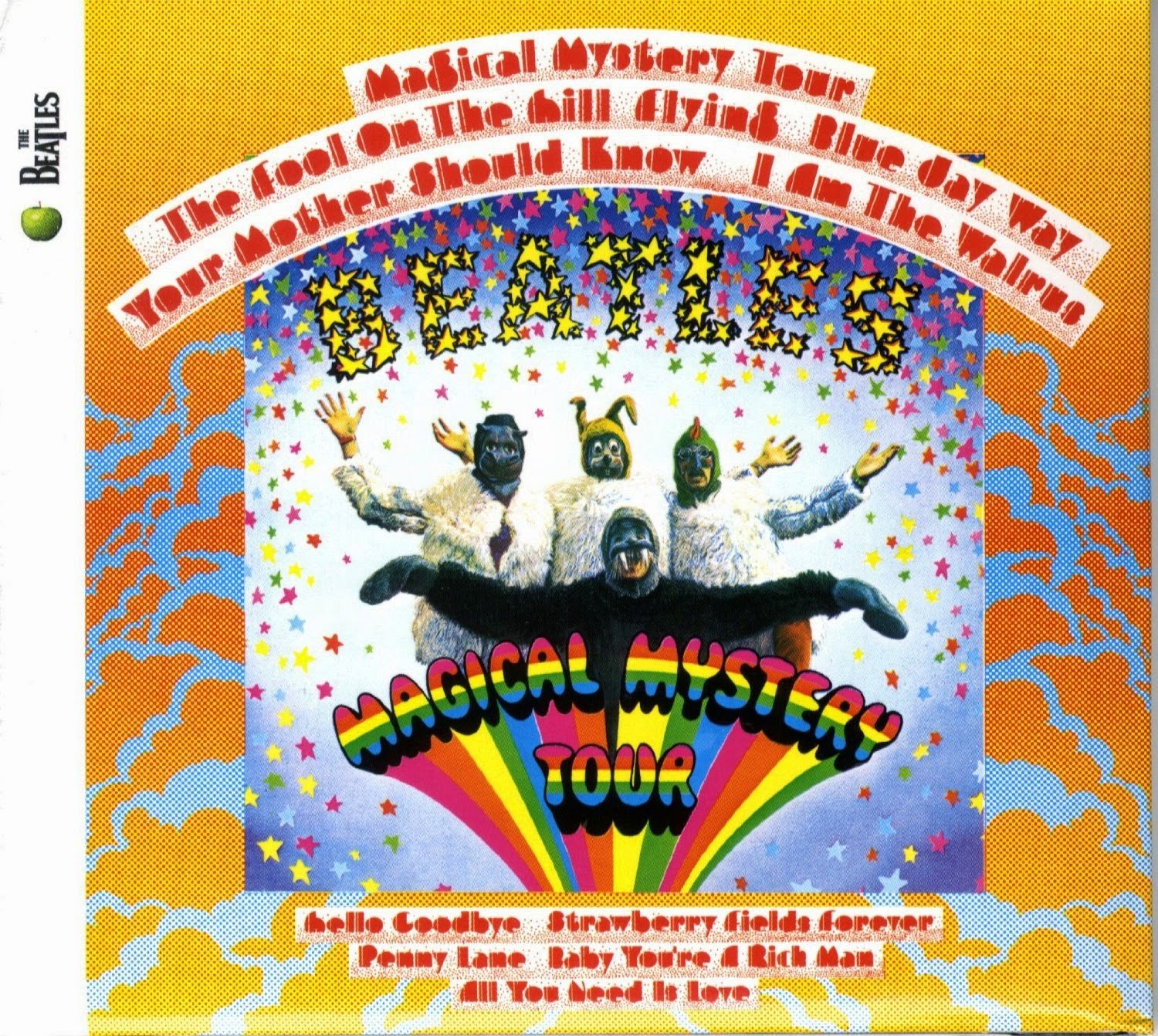 Magical Mystery Tour Live