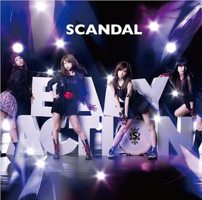 [Album] SCANDAL - BABY ACTION Download