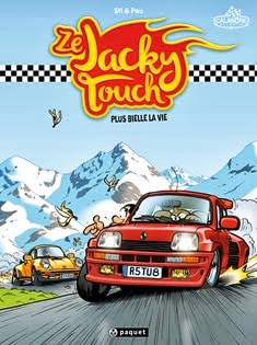 Ze Jacky Touch, tome 1