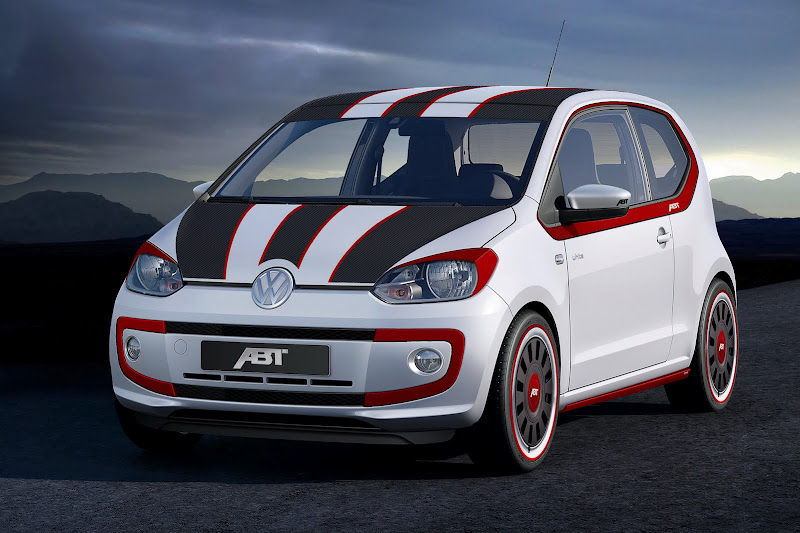 2012 Volkswagen Up ABT Sportsline