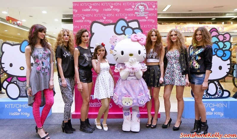 KITSCHEN Hello Kitty Collection, Kitchen, Sanrio Hello Kitty Town Nusajaya, World's Most Famous Kitty Cat, Sanrio Hello Kitty, Sanrio, Hello Kitty