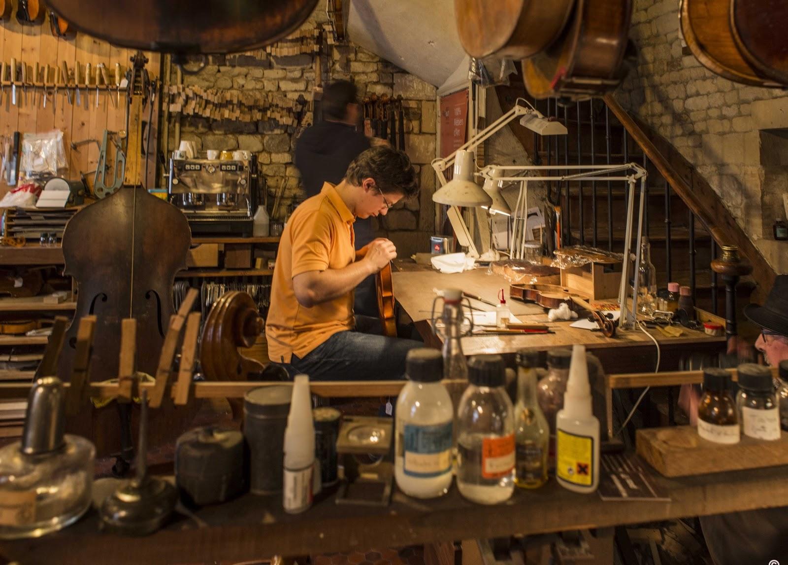 luthier ile ilgili görsel sonucu