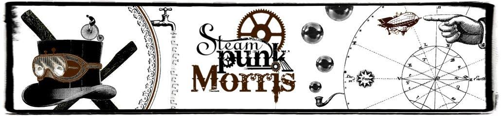 Steampunk Morris Group Photos