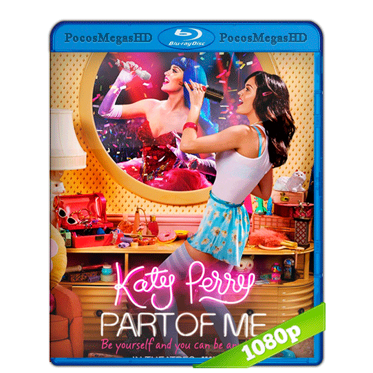 Katy Perry Part of de Me (2012) 1080p Audio Ingles 5.1